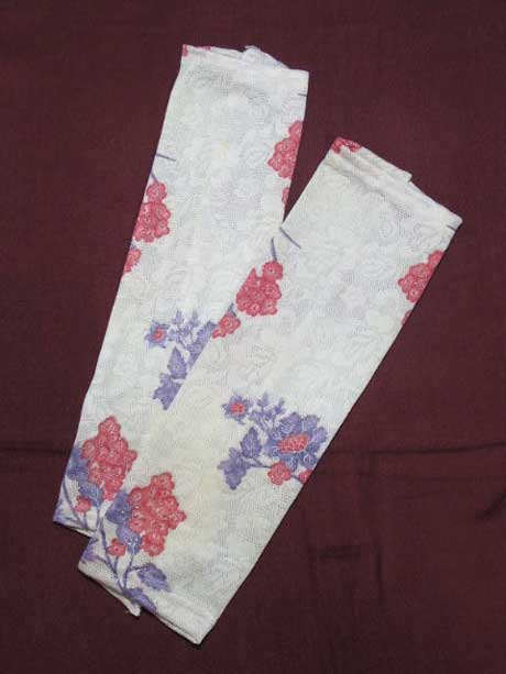 Pink & Purple Flower Armcover